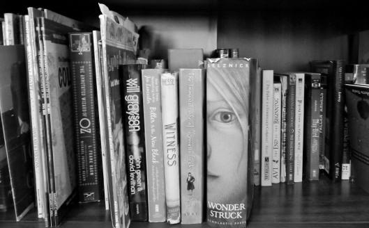 Books! The older, the better.